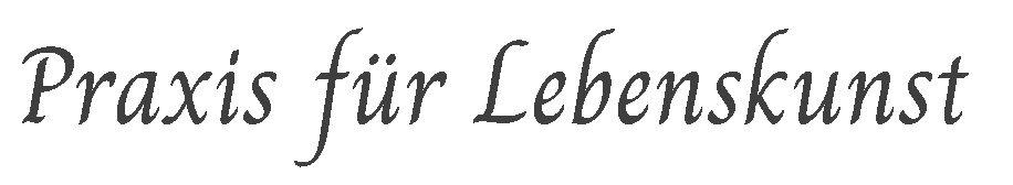 Logo: Praxis für Lebenskunst